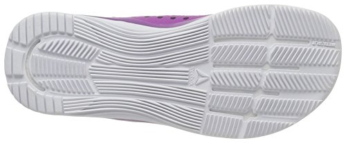 Reebok R Crossfit Nano 7, Scarpe Sportive Indoor Donna Grigio (Alloy/vicious Violet/white)