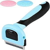 Leopet 303303, Fellpflegewerkzeug Fellbürste Bürste Fellpflege Pflege für Haustiere in 3 verschiedenen Größen und 2 verschiedenen Farben
