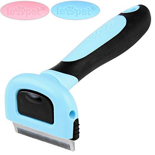 Fellpflegewerkzeug Fellbürste Bürste Fellpflege Pflege für Haustiere in 3 verschiedenen Größen und 2 verschiedenen Farben