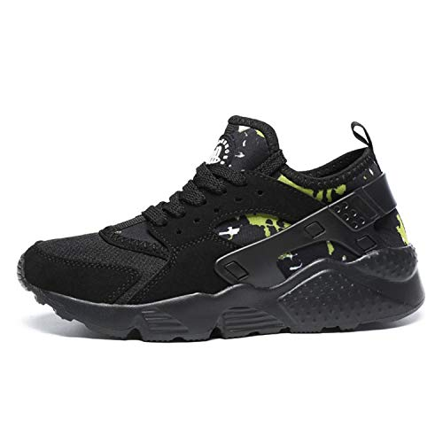 Men Shoes Summer Sneakers Casual Shoes Men Trainers Chaussure Homme Zapatillas Deportivas Hombre Breathable Male Shoes Footwear 1763 Black 1 5.5