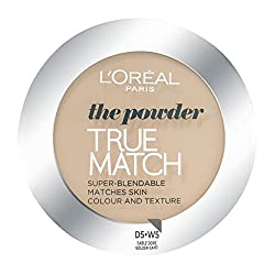 LOreal Paris True Match Press Powder, Golden Sand W5