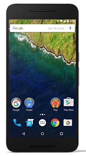Huawei Nexus 6p (grey, 32gb, certified Refurbished)