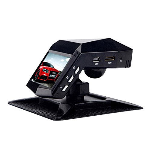 1080P Ultra HD Kfz-Rekorder, 170 Weitwinkel-Nachtsicht-Armaturenbrett-Kamera Mit G-Sensor, Auto-Monitor, Fahrrad-Rekord, Parkwächter