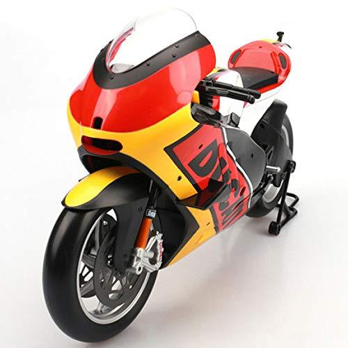 GFLD Miniaturas de automoción Modelo de simulación de Motocicleta 1: