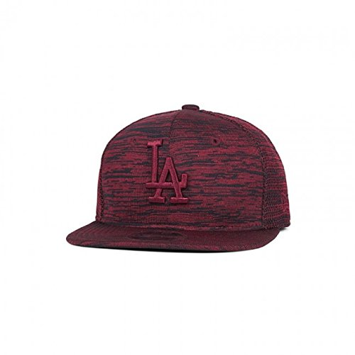 New Era Herren Caps/Snapback Cap Engineered Fit LA Dodgers 9Fifty rot S/M