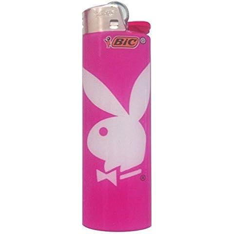 Bic Big Playboy Bunny Lighter Cute Pink by BIC - Playboy Pink Bunny