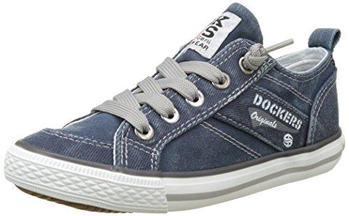 dockers-by-gerli-36vc606-790660-zapatillas-infantil-azul-navy-660-35-eu