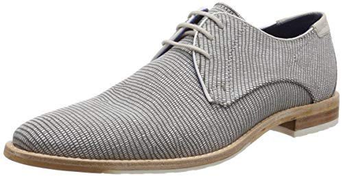 Daniel Hechter Herren 811229151900 Derbys, Grau (Light Grey 1200), 41 EU 1200 Light
