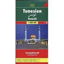 Carte routière : Tunesien