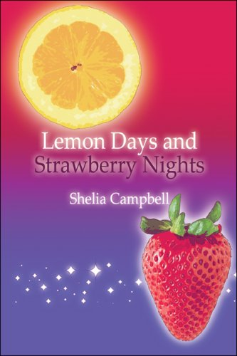 Lemon Days and Strawberry Nights Cover Image