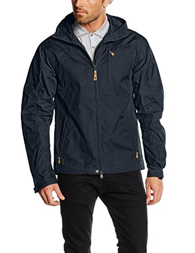 Fjällräven Sten Jacket softshelljacken navy scuro