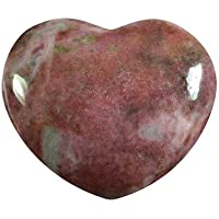 Rhodonite Crystal Heart by CrystalAge preisvergleich bei billige-tabletten.eu