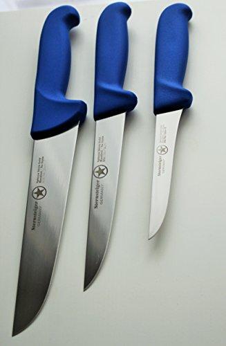 Sternsteiger profesional juego de cuchillos para Matadero (Con 13 meses Garantia)