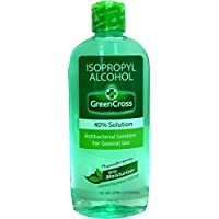 GreenCross Green Cross Isopropyl Alcohol 40% Solution With Moisturizer, 250ml
