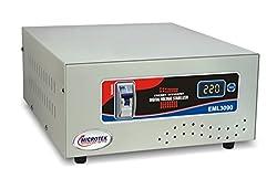 Microtek EML 3090 Voltage Stabilizer For Mainline (10 Amps) (90V 300V)