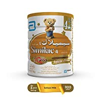 Similac 4 School Formula Milk - 900g Tin, CABN000160