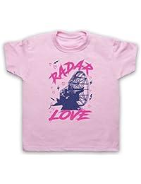 Golden Earring Radar Love Camiseta para Niños