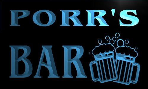 w047091-b-porr-name-home-bar-pub-beer-mugs-cheers-neon-light-sign