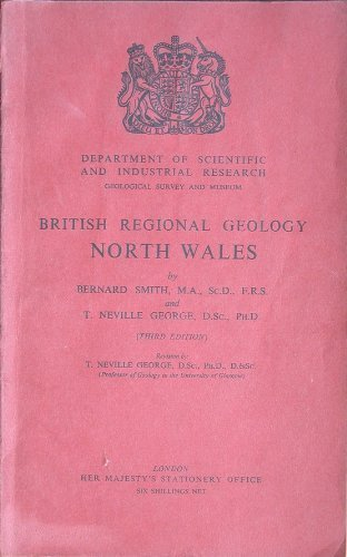 North Wales (British Regional Geology) by British Geological Survey (1961-04-30)