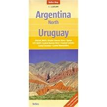 Argentina North / Uruguay : 1/2 500 000