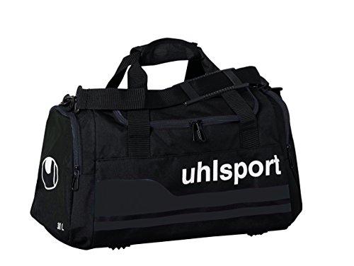 uhlsport Basic Line Sporttasche Schwarz/Anthra