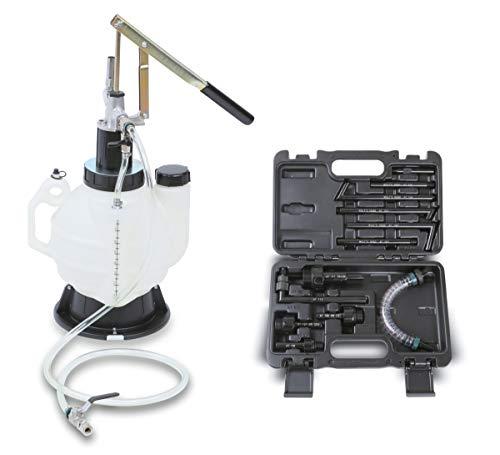 Beta Tools Beta 1884 Attrezzoper l'Inserimento di Olio nei Cambi Manuali, Automatici e nei Differenz