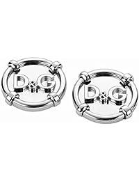 Dolce & Gabbana - DJ1113 - FLEX - Boucles d'Oreilles Femme - Acier