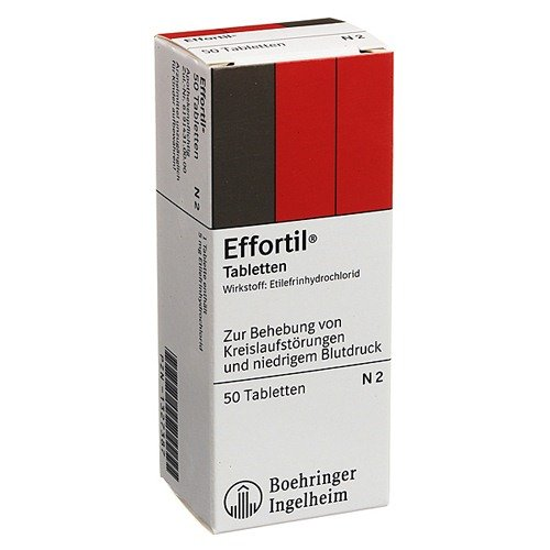 Effortil Tabletten, 50 St.