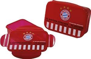 FCB Brotzeitdosen 2er-Set Lunchbox Schule Fanartikel