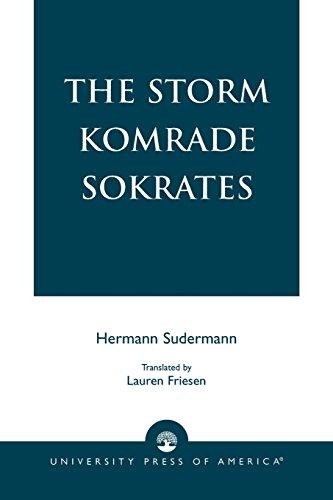 The Storm Komrade Sokrates
