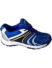 Aryans sports Full stud cricket shoes for men(Blue)