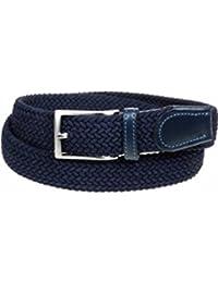 mod:(7) cinturón ELÁSTICO HOMBRE mod:(7) color AZUL MARINO para todas las tallas de pantalón y PACK CALCETINES MARCA…