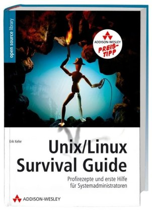 Unix/Linux Survival Guide (Open Source Library)