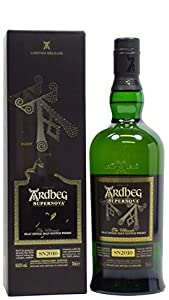 Ardbeg Supernova 2010 Limited release 60.1% 70cl from ARDBEG