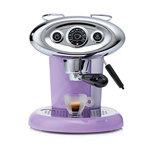 Illy Caffè X7.1 Sunrise Iperespresso - Macchina da caffè a cialde viola