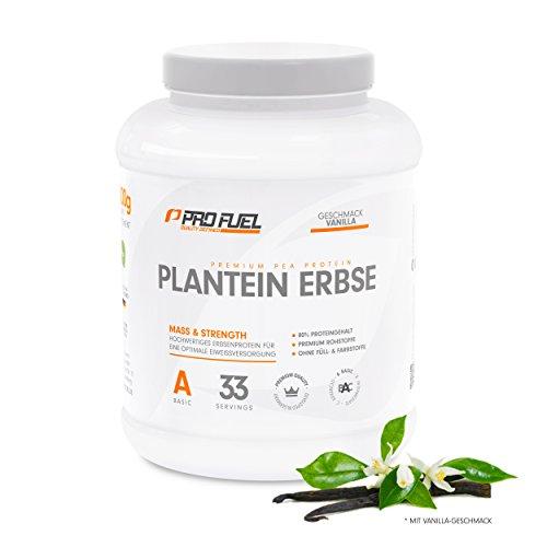 PROFUEL® Plantein Erbsenprotein  Vegan 1kg