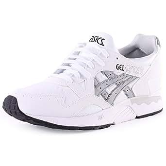Asics Gel Lyte V chaussures 8,0 white/light grey