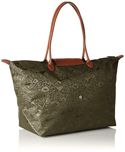 Picard Damen Easy Shopper, 55x32x10 cm Grün (Khaki)