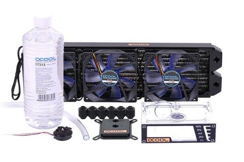 AlphaCool NexXxoS Cool Answer 360 LT/ST Wasserkühlung