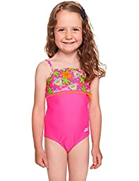 Zoggs Girl's Carnival Classicback Swim Suit