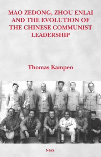 Mao Zedong Zhou Enlai & The Evolution Of The Chine por Thomas Kampen