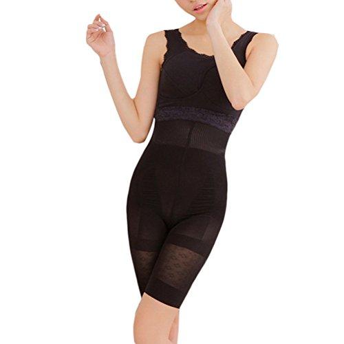 Zhhlinyuan Women's respirabilité Beautify Sculpting Postpartum High Waisted Body Control Abdomen Pants Hip Comfortable
