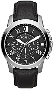 FOSSIL MAN'S WATCH GRANT COLLECTION FS48