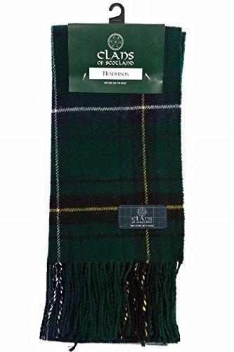 The Scotland Kilt Company Neuf Long Col Mode Écharpe Tartan Écossais Laine  Clan Écharpes - Divers 3aec8bd8d92
