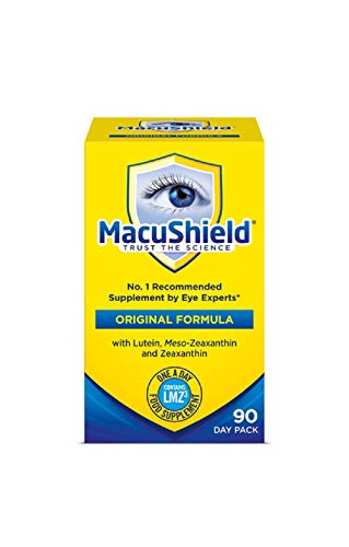 Macushield Capsules, Pack of 90