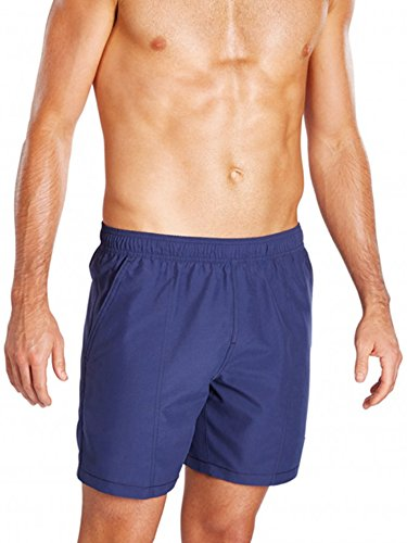 Speedo Herren Check Trim Freizeit 40,6 cm Poolreef, Herren, Check Trim Leisure 16 inch Navy