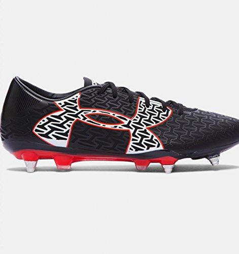 ClutchFit Force Hybride SG - Chaussures de Foot Black