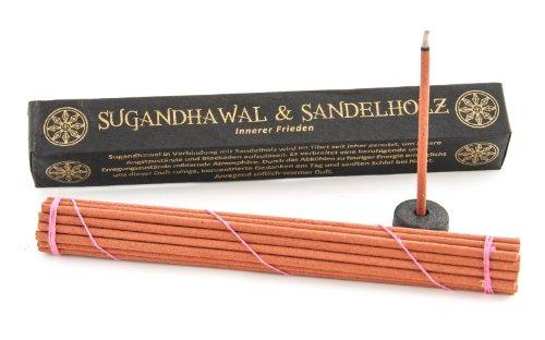 Preisvergleich Produktbild Berk HS-523 Räucherstäbchen - Tibetan Line - Sugandhawal & Sandelholz