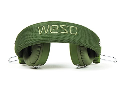 WESC M30 On-Ear Wired Headphone Hunter