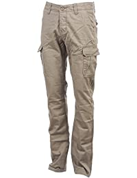 Crossby - Slam ciment pant cargo - Pantalon